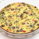 Broccoli Quiche Recipe