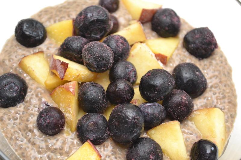 Chia Puddin Recipe