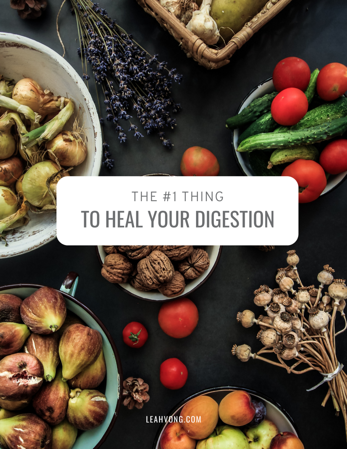The number one thing to heal your digestion